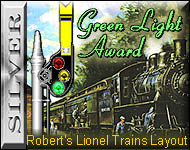 The Green Light Award from Tandem Associates