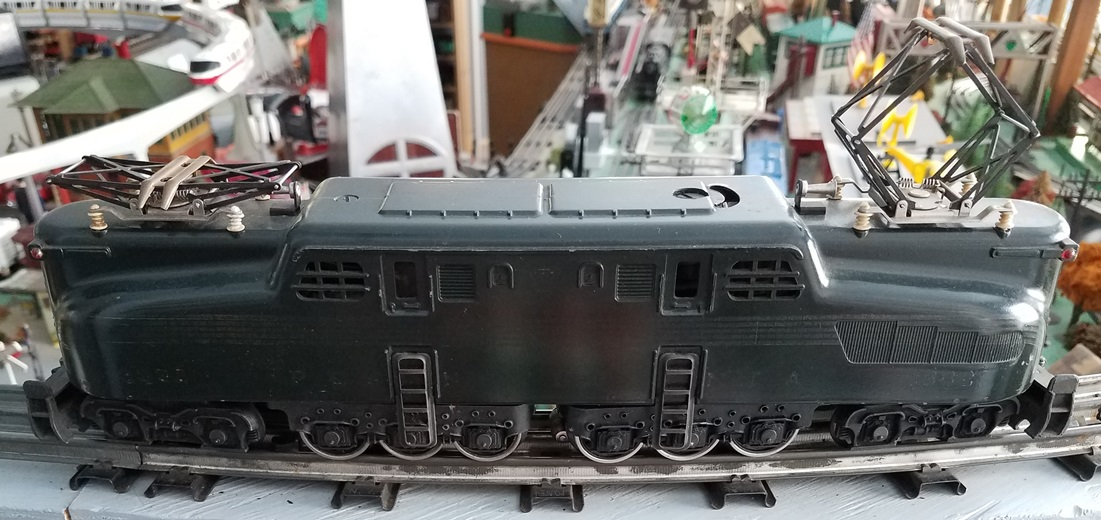 Lionel Postwar 2332 Pennsylvania GG1 electric