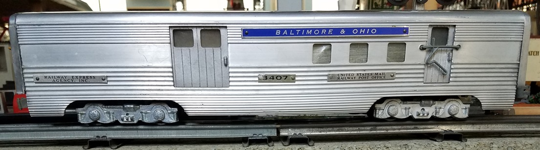 AMT Baltimore & Ohio Mail Express