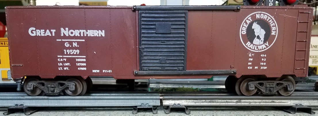 AMT Great Northern boxcar