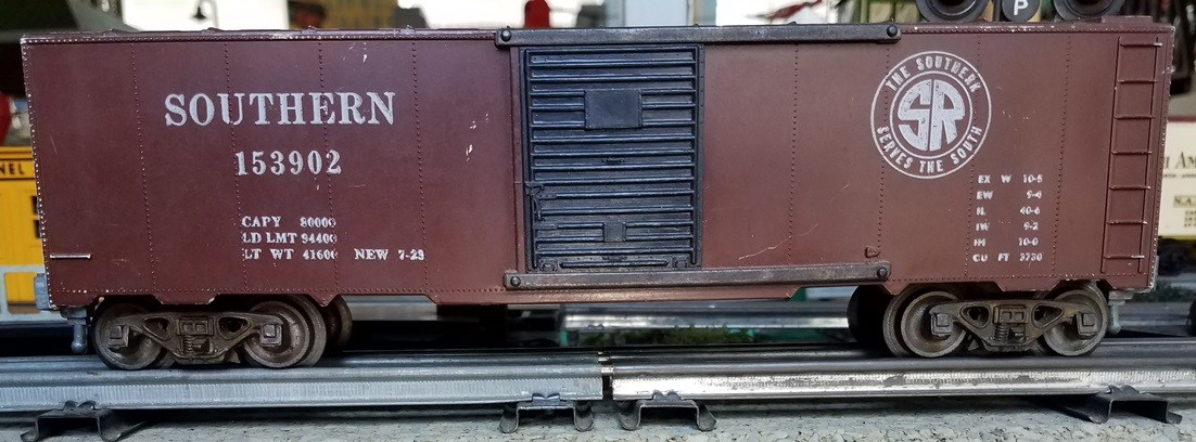 AMT Southern Railway boxcar