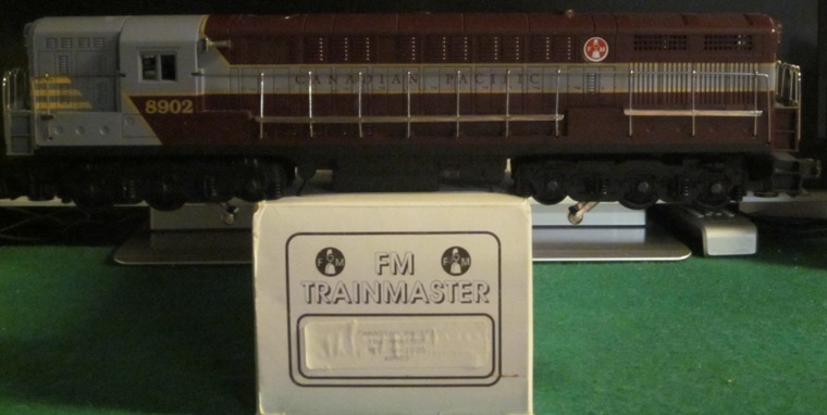 Canadian Pacific FM Trainmaster