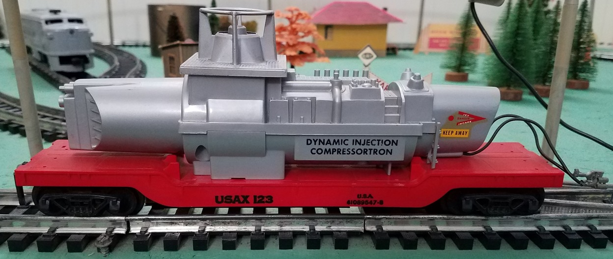 Dynamic Injection Compressortron