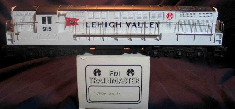 Lehigh Valley FM Trainmaster
