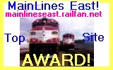 MainLines East Top Site Award