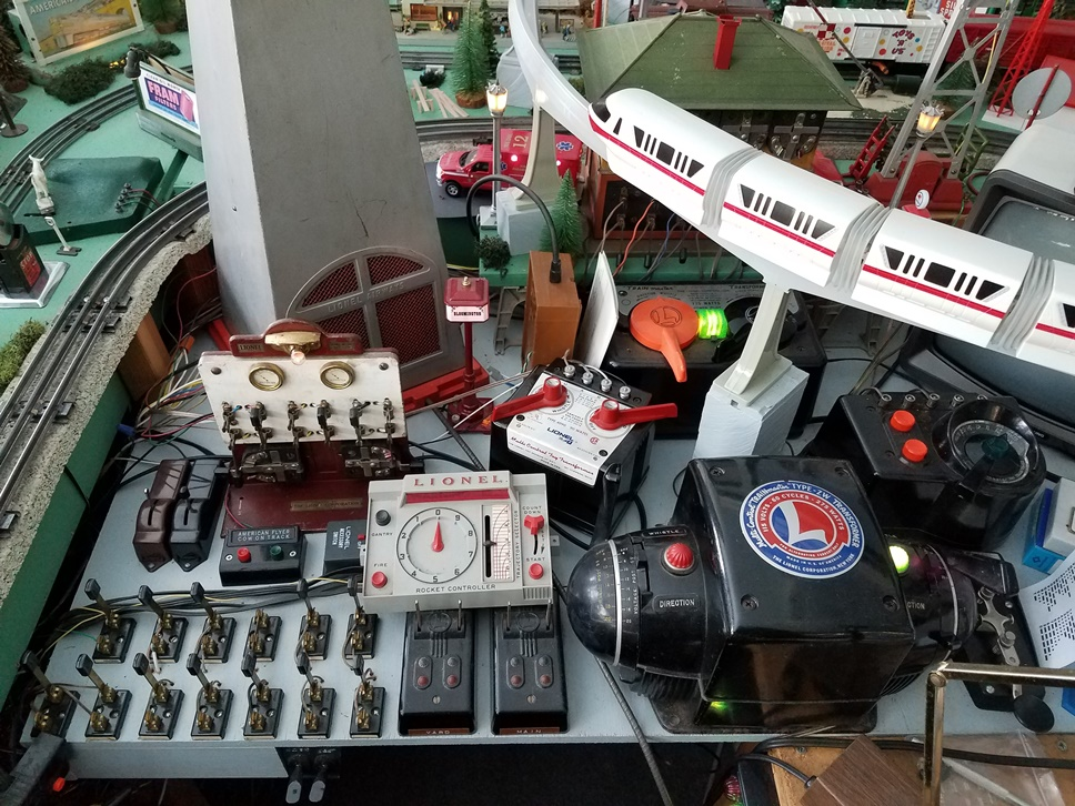 Transformers and other accessory control devices