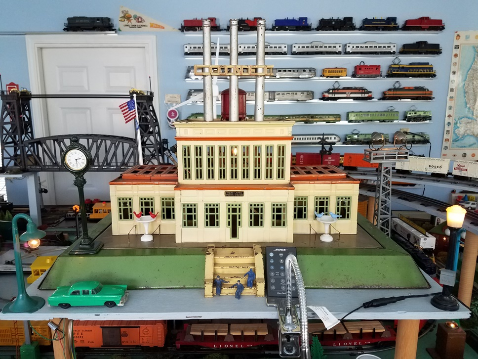 Prewar Lionel # 840 Industrial Power Station