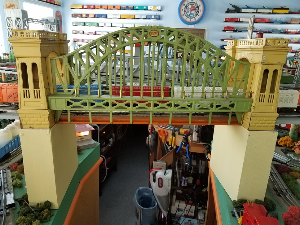 Prewar Lionel # 300 Hell Gate Bridge