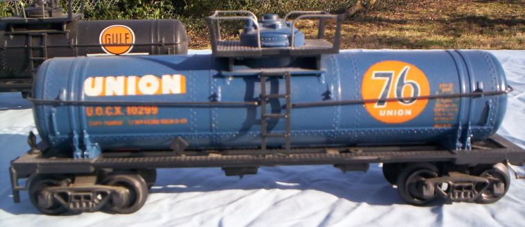 Union 76 prototype tank car