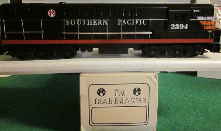 Southern Pacific FM Trainmaster