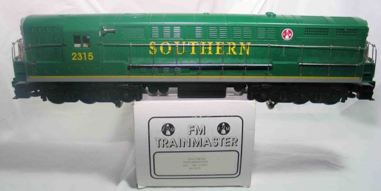 Southern FM Trainmaster