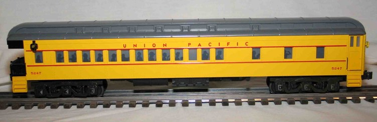 Union Pacific 5247 observation car