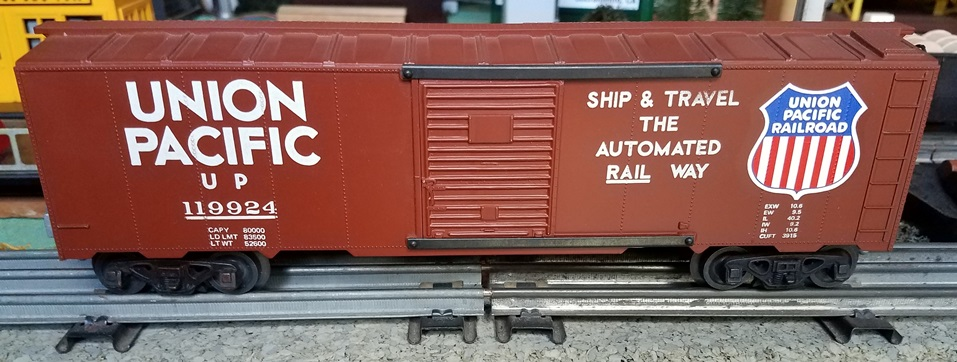 Kris Union Pacific 119924 boxcar