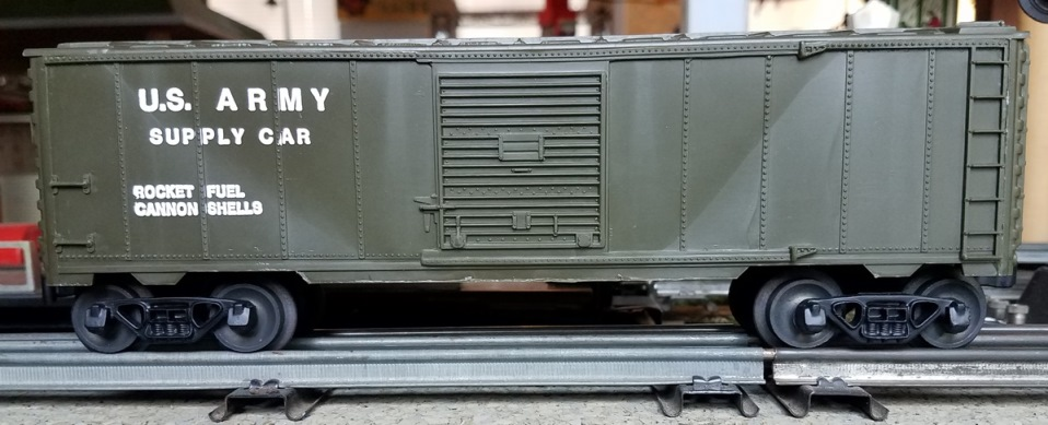 Williams Attack Force Supply Boxcar