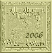 All Aboard Web Award