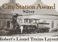 The Silver City Station Award