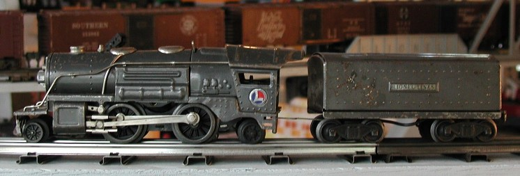 Lionel prewar 259E steam locomotive